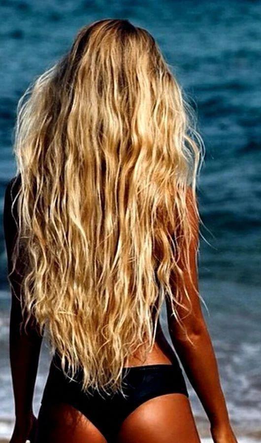 Surfergirlquotes Surfer Girl Hair Long Hair Styles Beach Hair