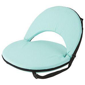 reclining beach chair target black gaming recliner disk blue australia duck egg devotion chairs