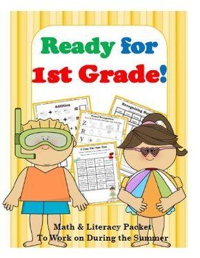 Homework help for 1st graders
