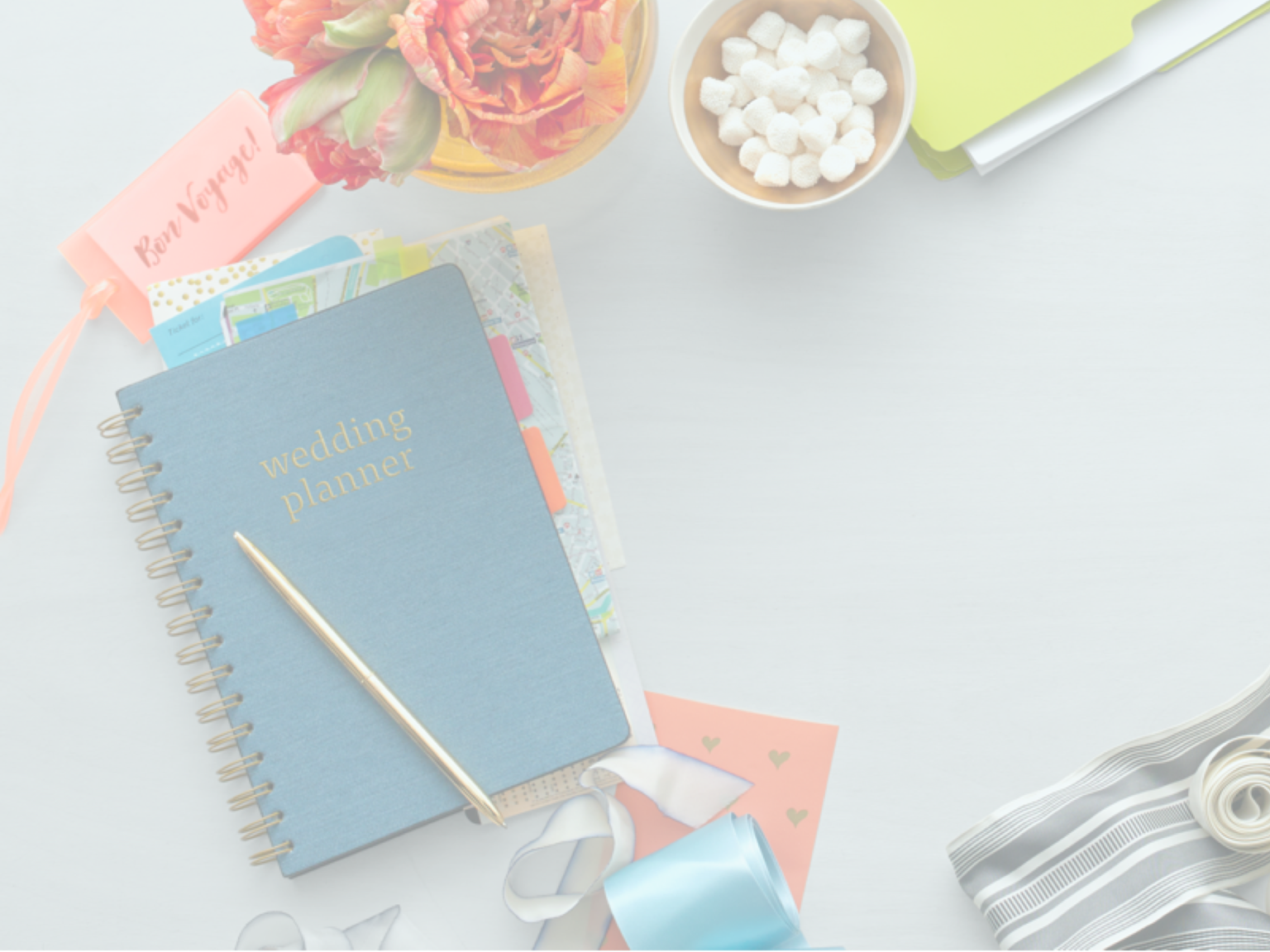The Simple Wedding Planning Checklist to Just Get It Done