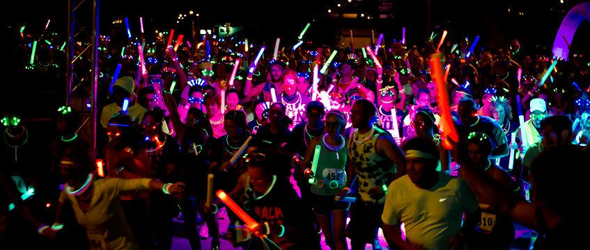 17 Best images about Glow Runs on Pinterest | Glow, Neon and Eye ...