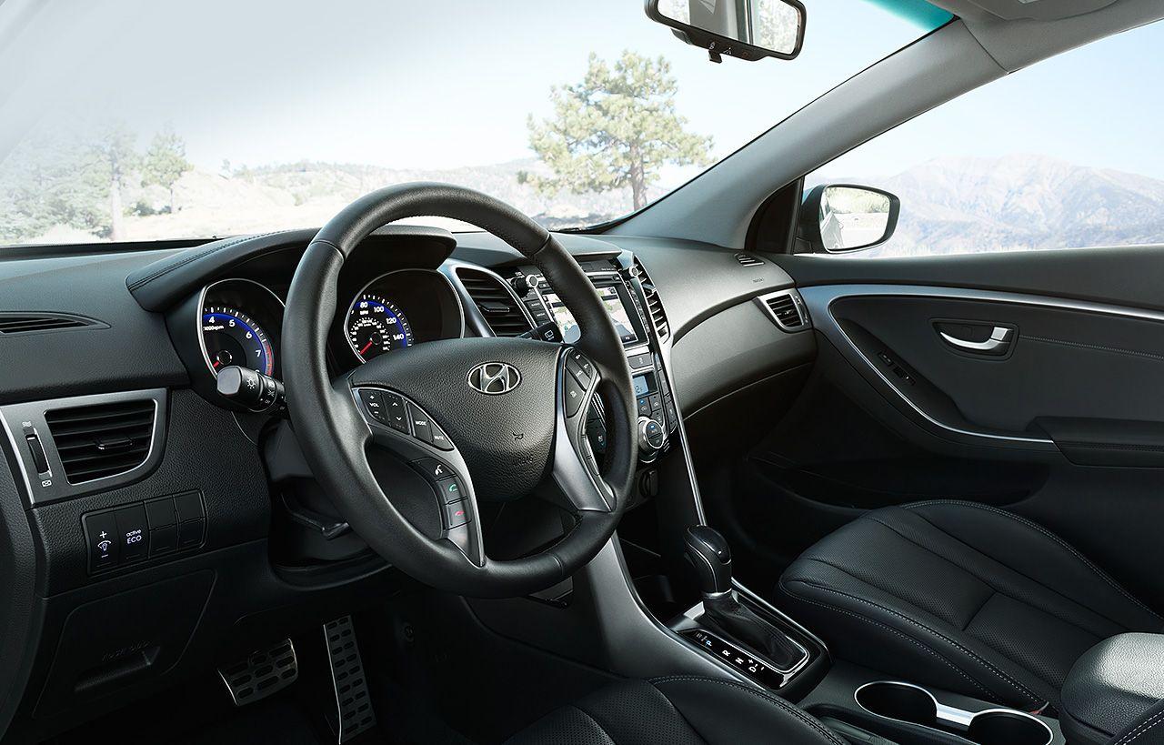 2016 Hyundai Elantra GT Overview Hyundai