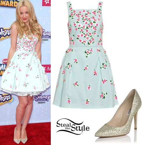 Aninimal Book: dove cameron liv and maddie blue dress - Google Search ...