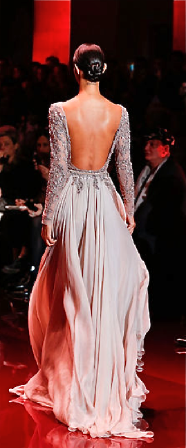 Elie Saab, 2013. His collections take my breath away. Always.