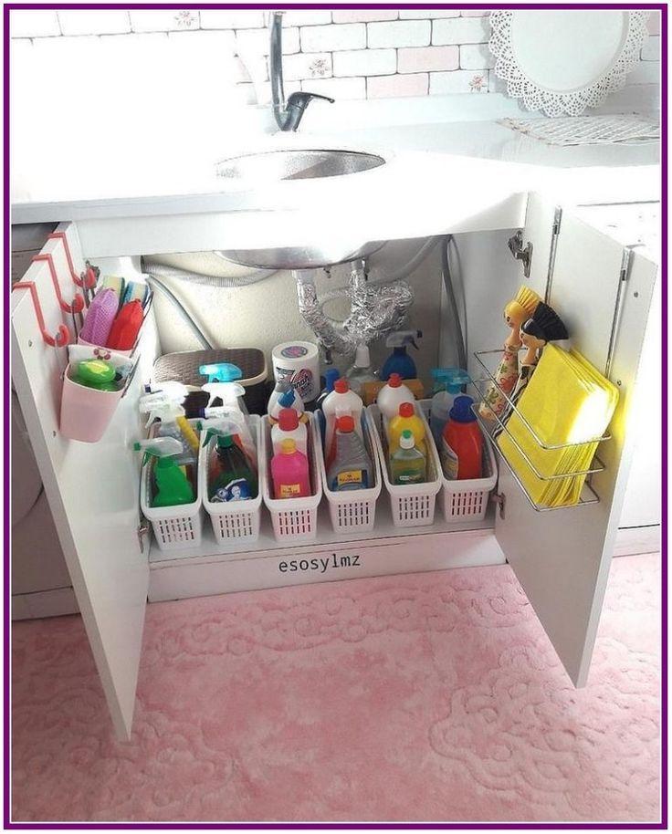 26 Geniale Möglichkeiten Küchenschränke zu organisieren aoneperfume #kitchentips