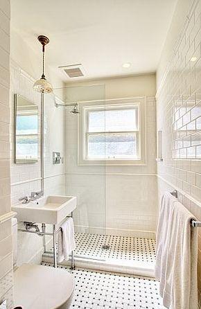 Very European Looking Classic Bathroom Craftsman Bathroom Traditional Bathroom