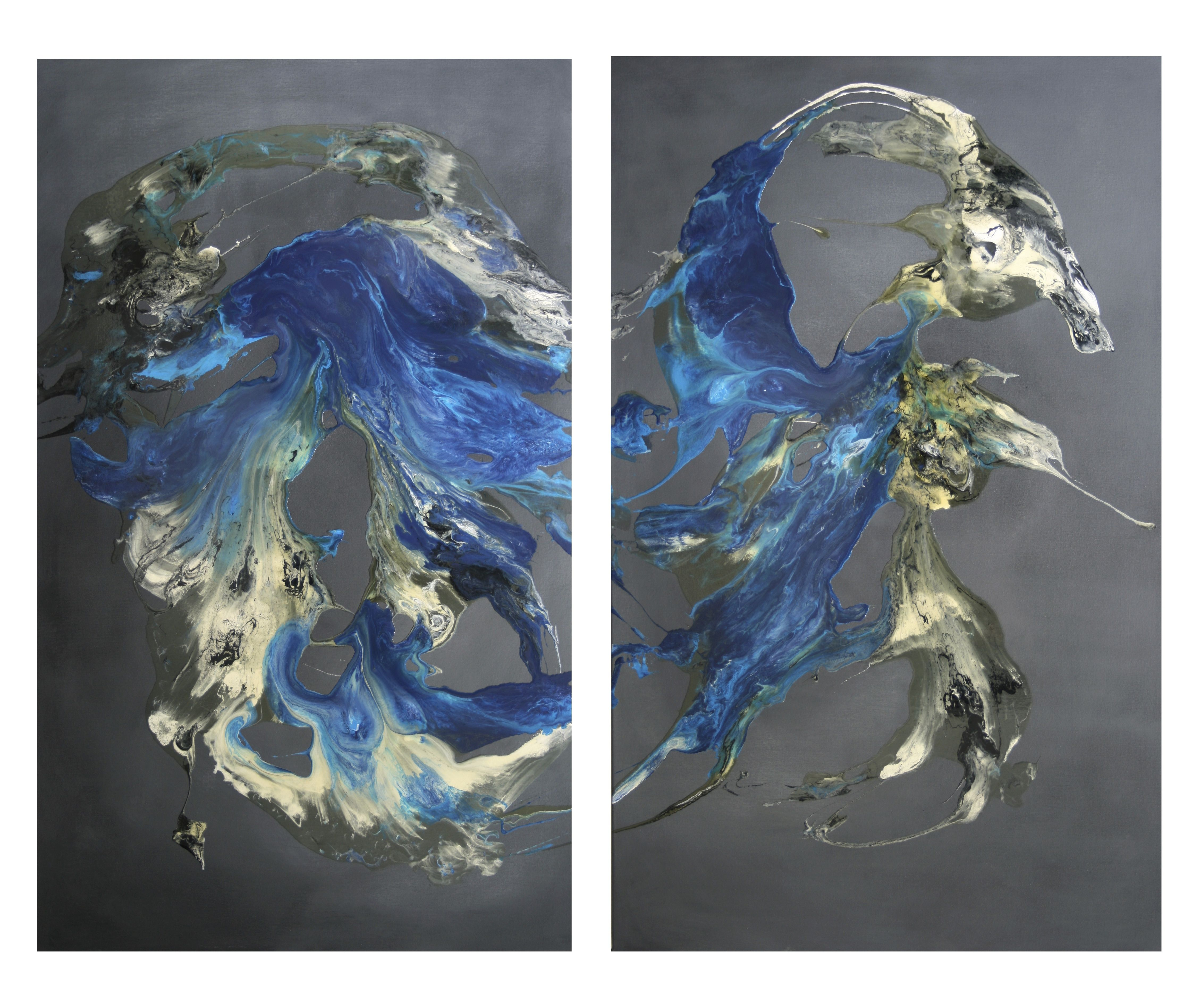Seahorses, from the new Collection