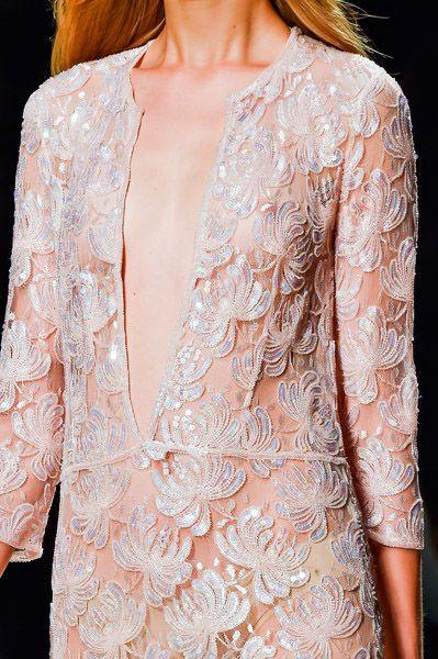 Blumarine | Milan Fashion Week | Spring 2015 Details