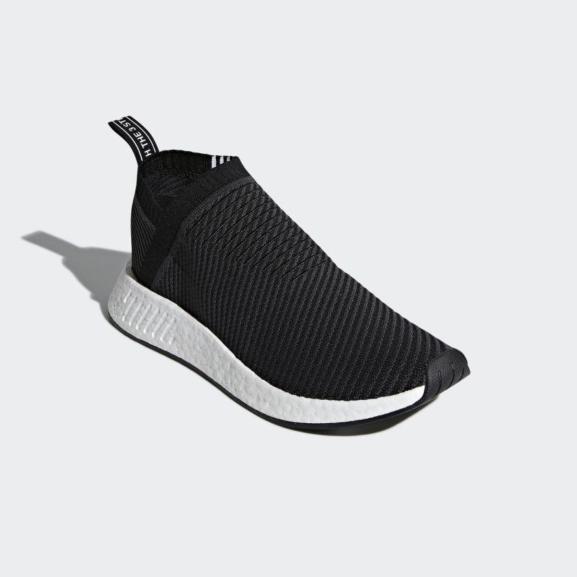 NMD_CS2 Primeknit Shoes Core Black