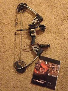 compound w | Details about Mathews Mission Craze 2012 Compound Bow w/ Accessories