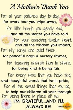 thank you daycare gift tag letter - Google Search …   Pinteres…
