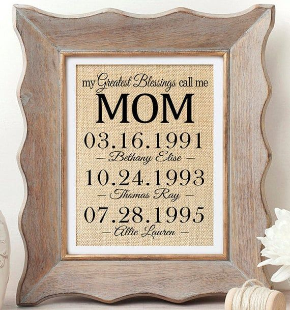 Christmas Gifts For Moms.Sentimental Gift Ideas For Moms Gift Ideas Personalized