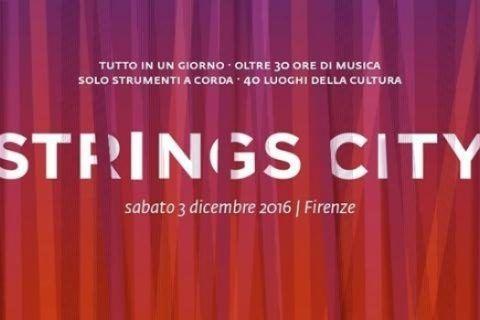 """A Firenze arriva """"Strings City"""", il paradiso degli strumenti a corde"""