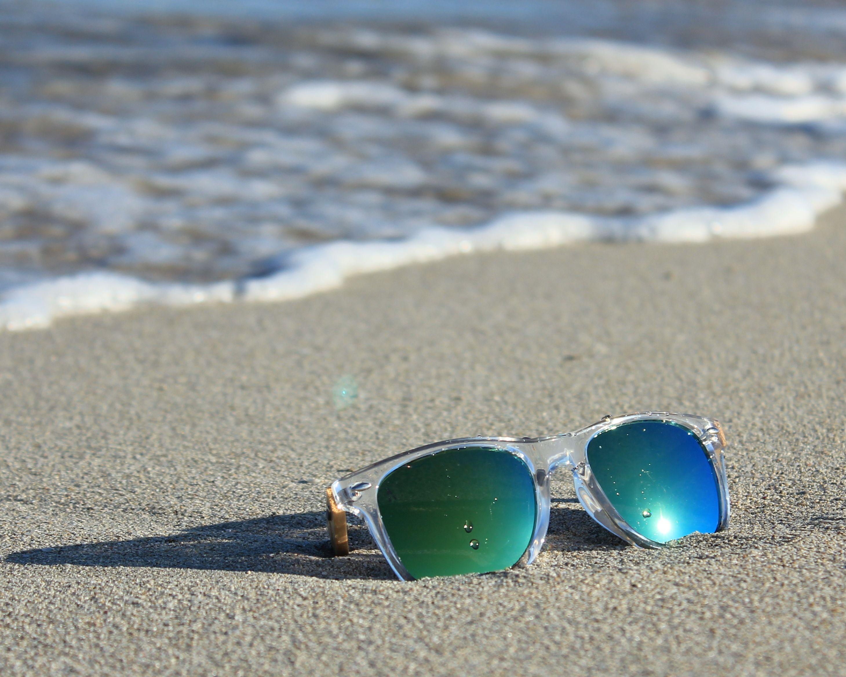 ArticIce - Gafas de sol unisex, fabricadas a mano, con montura mixta ...