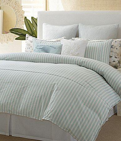 Tommy Bahama Surfside Stripe Bedding Collection Dillards