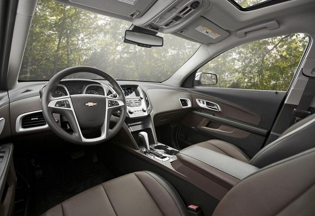 2015 Chevrolet Equinox Changes How Do You Like It Chevy