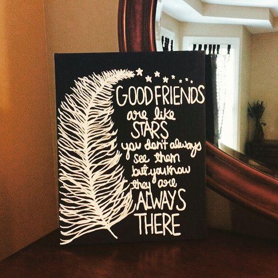 1000+ ideas about Best Friend Canvas on Pinterest | Friend ...