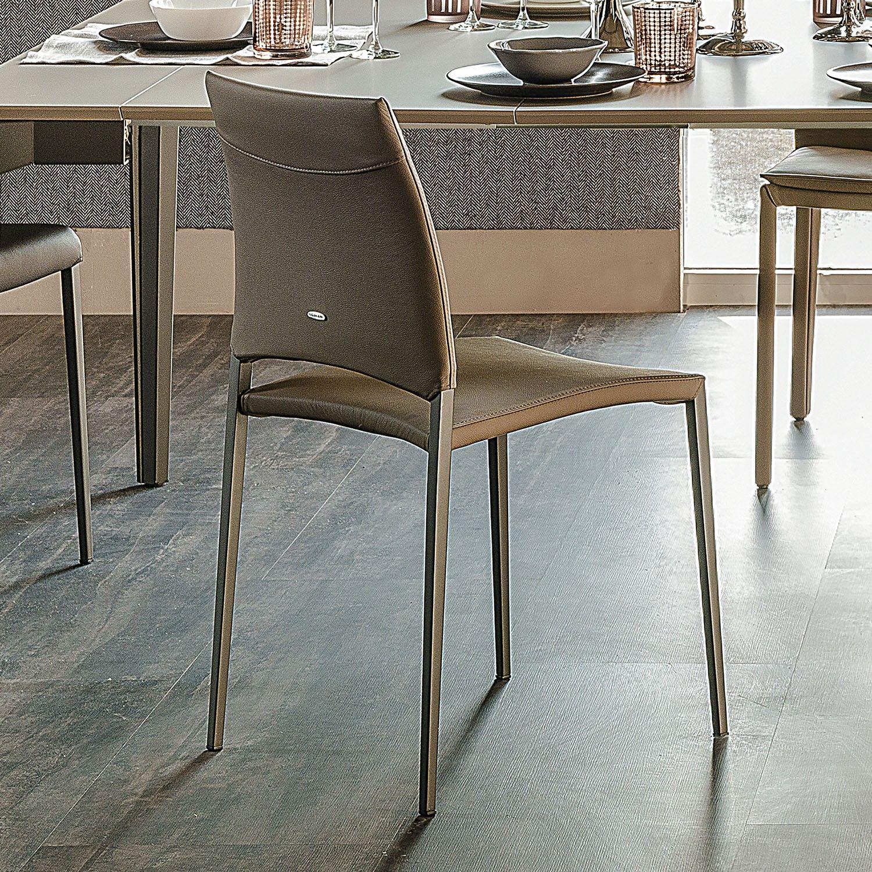 Anna Stilo Arredamenti sally sedia by cattelan italia nel 2020 | sedie, schienali e