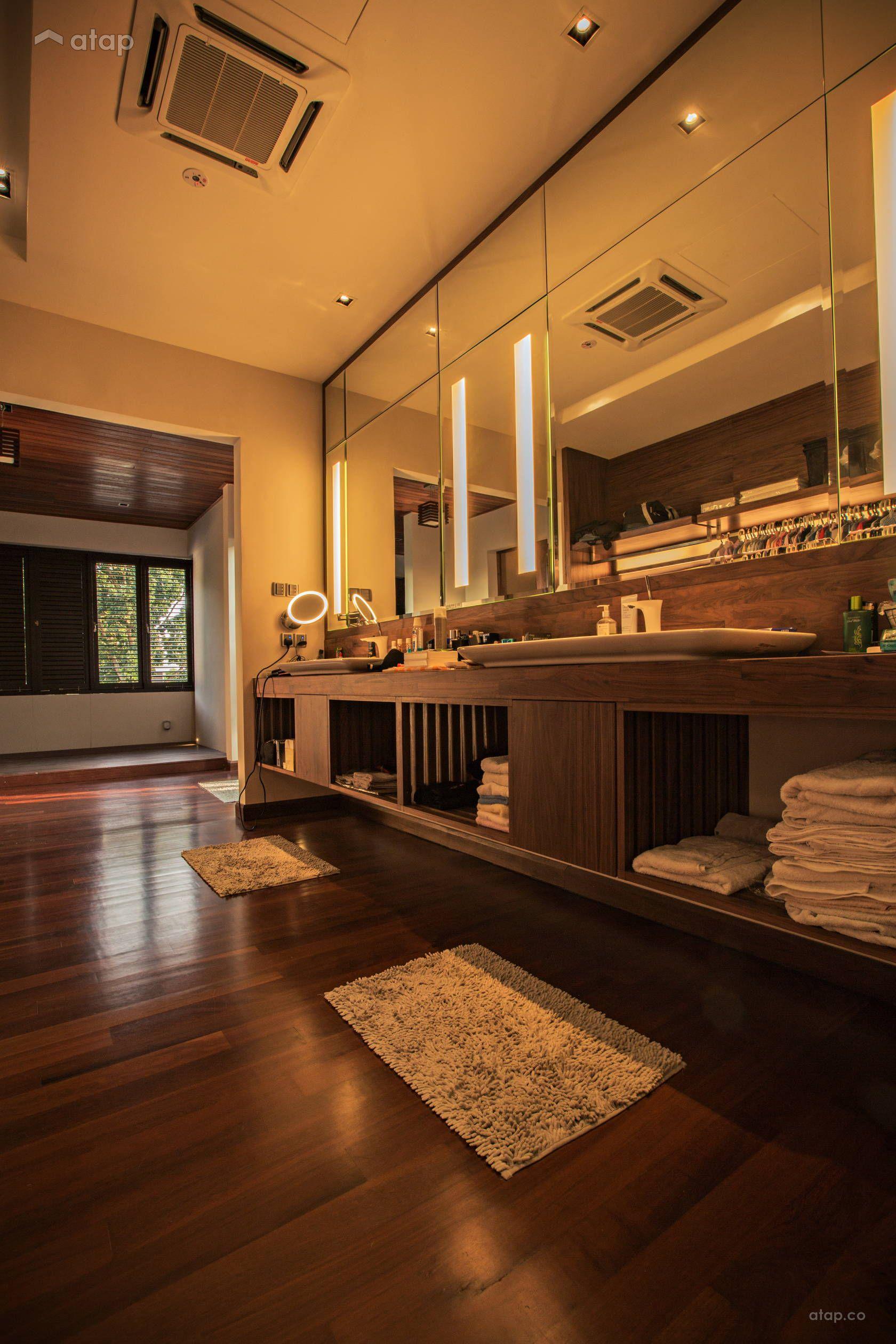 Home Design Ideas Malaysia: Asian Bathroom Bungalow Design Ideas & Photos Malaysia