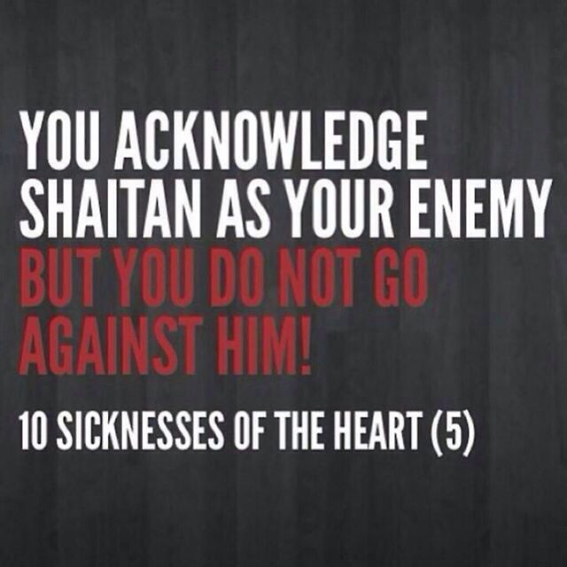 5.Sicknesses of the heart