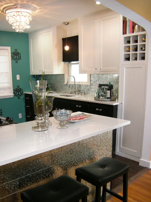 Budget Friendly Before And After Kitchen Makeovers