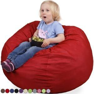 Panda Sleep, Oversized Kids Bean Bag Chair