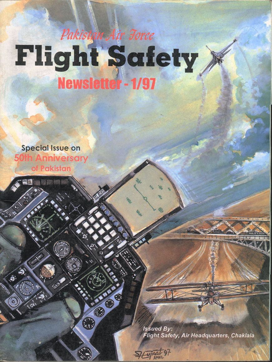 Aviation Graphics/Illustrations/Flight Safety Newsletter