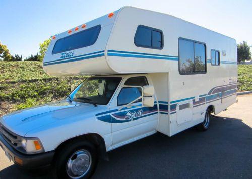 1992-TOYOTA-Tacoma-Itasca-Spirit-RV-Motorhome-by-Winnebago