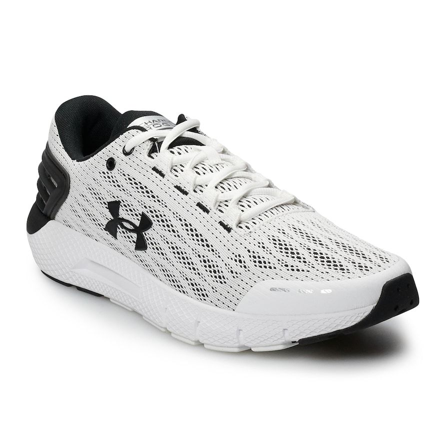 best service aa3dd 9a93c Under Armour Charged Rogue Men s Running Shoes, Size  10.5, Natural