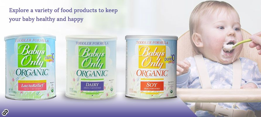 Baby's Only Organic® pledges purest formula ingredients