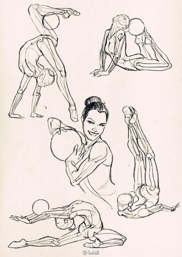 Pin de Lelly Morris en Life Drawing   Pinterest   Anatomía, Dibujo y ...