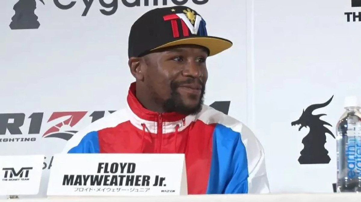 Floyd Mayweather Says He Never Intended to Fight Official