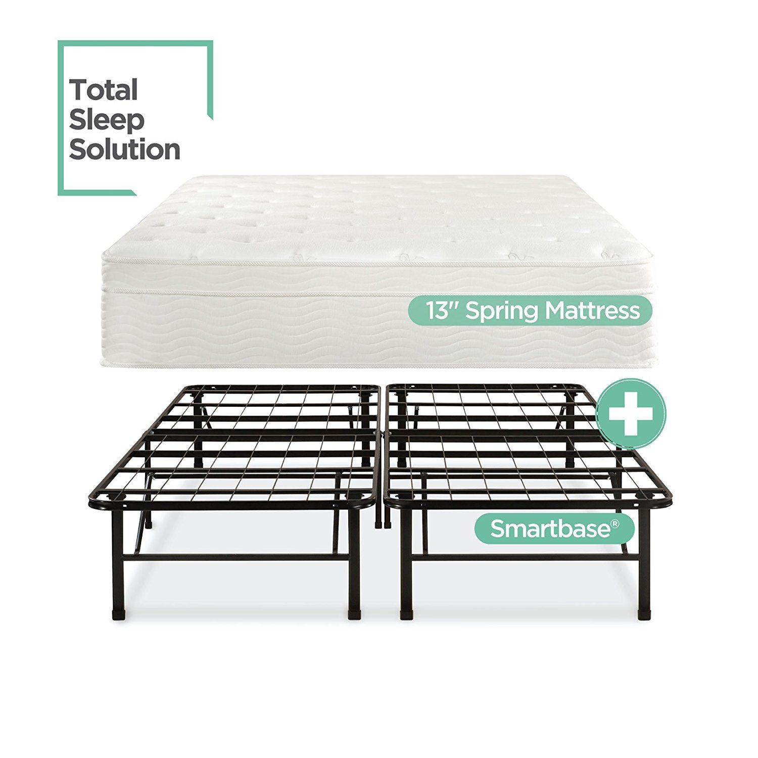 Night Therapy 13 Inch Euro Top Spring Mattress