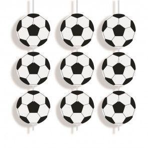 Cortina Decorativa Bolas De Futebol Bola Bolas Futebol