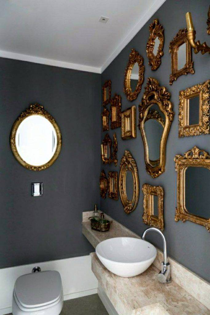 Des miroirs \
