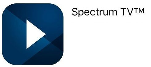 New Spectrum TV app logo Tv app, App logo