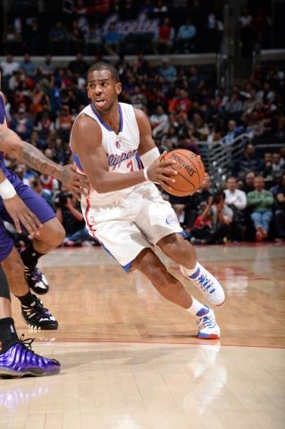 Photos Clippers Vs Suns 12 8 14 Los Angeles Clippers Chris Paul Los Angeles Clippers Clippers