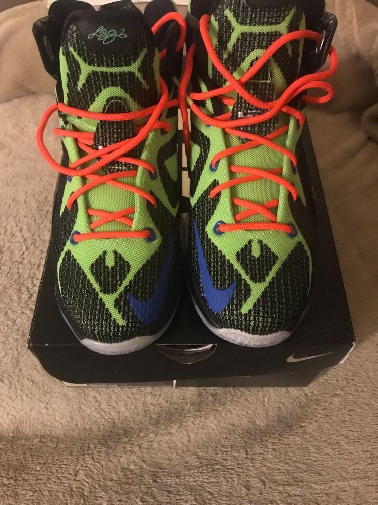 separation shoes b0e0c 2f9da nike lebron 12 kids size 6Y #fashion #clothing #shoes ...