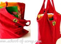Photo of Scuola di cucito: fare borse porta tutto con una sola cucitura