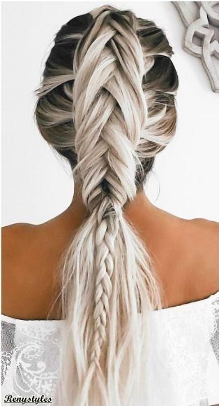 Top Braided Hairstyle Ideas 2017 Reny Styles