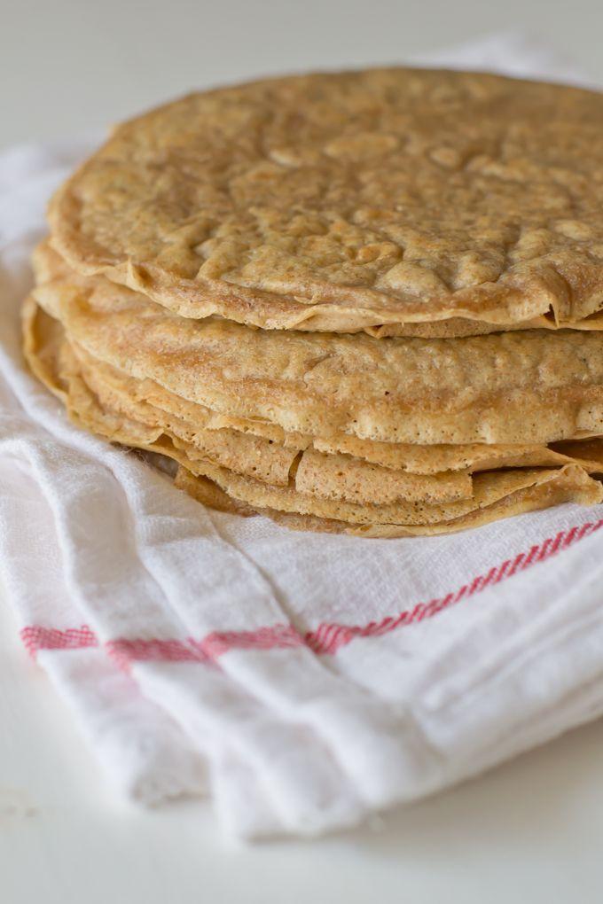Vegan crepes | minimaleats