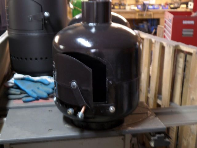Wood Stoves For Your Ice Shack Hut Camp Cabin Shed