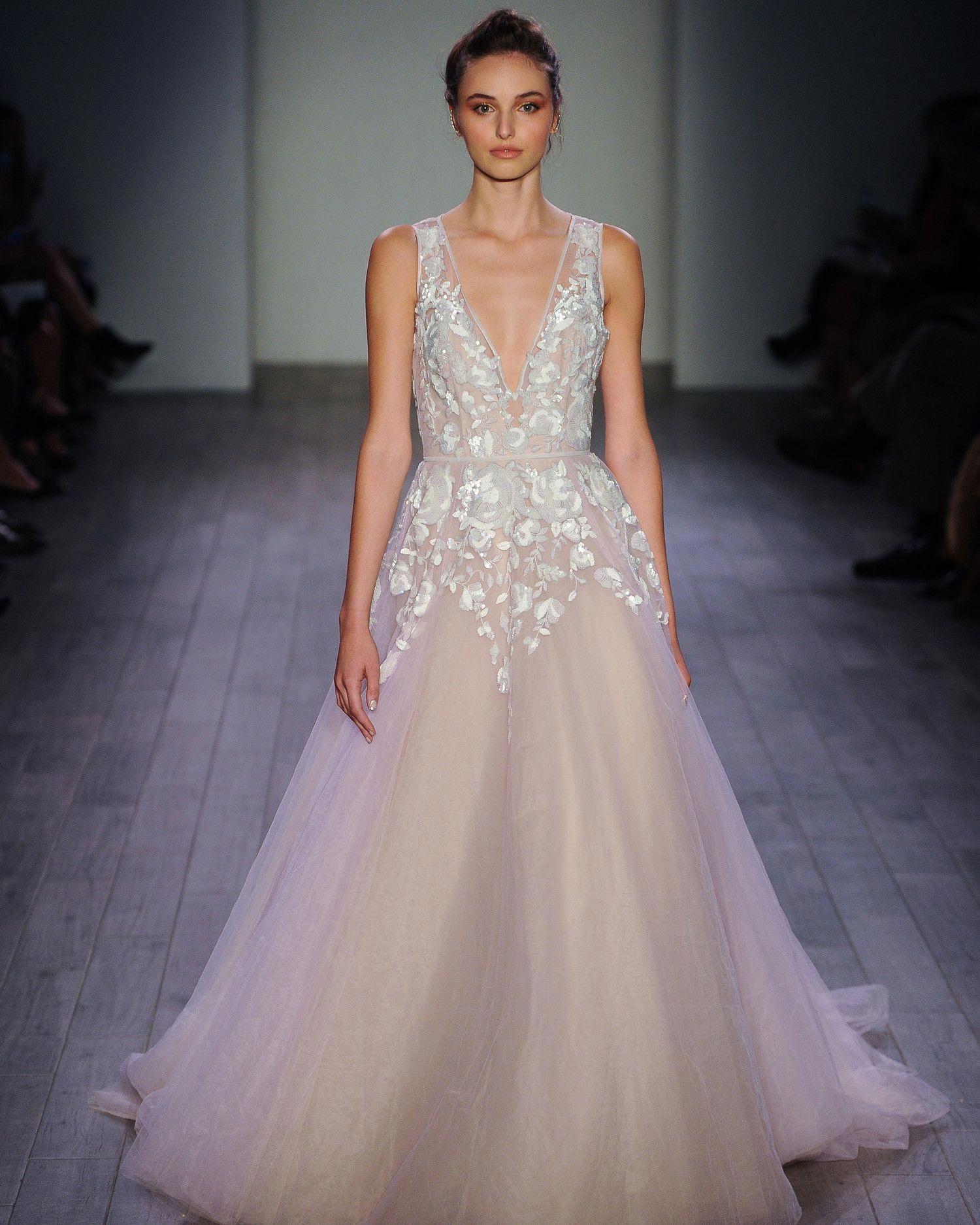 Conservative wedding dresses  Hayley Paige simpleelegantweddingdress  Dream Wedding Dresses