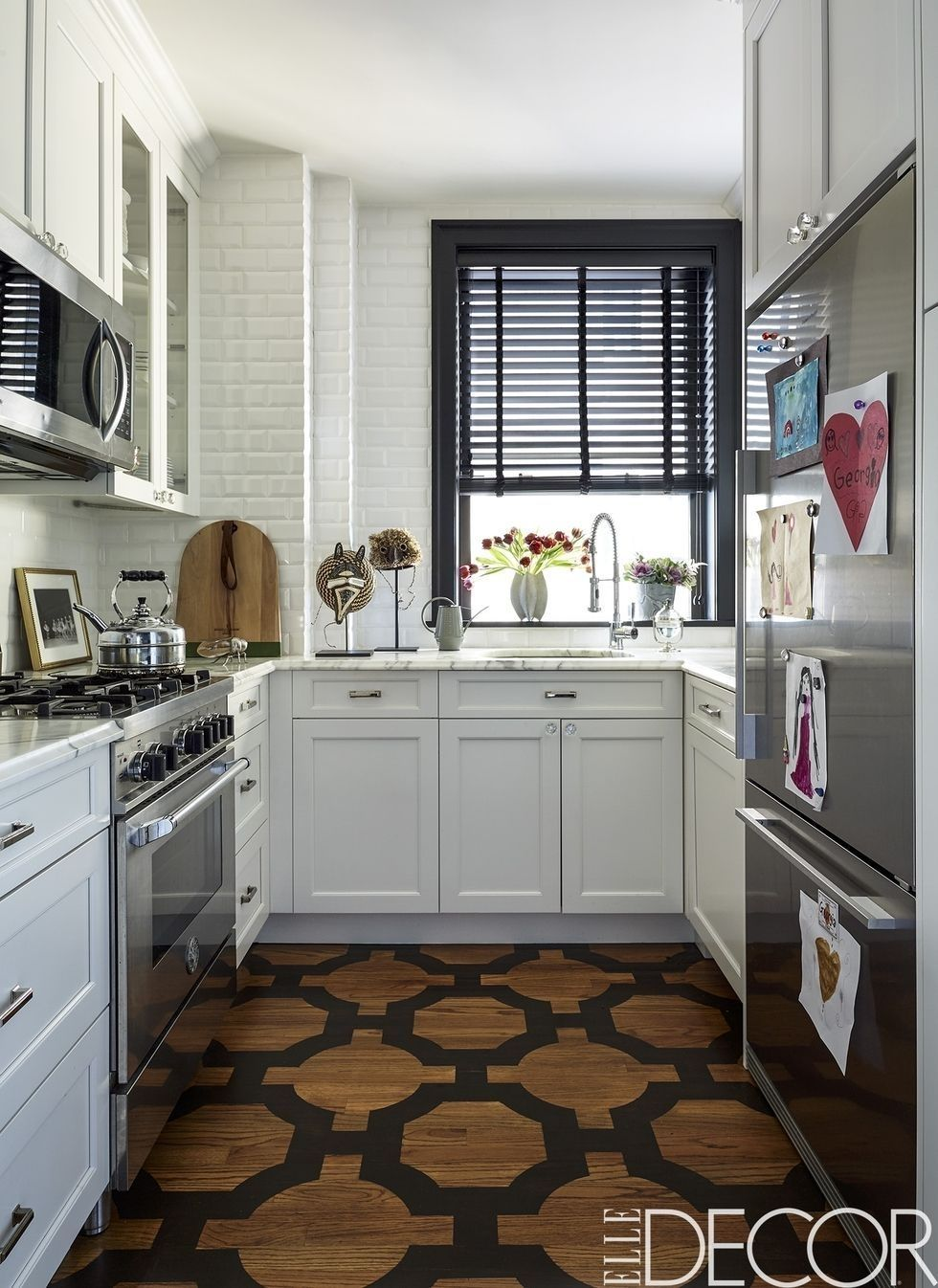 What I Love Wednesday Elle Decor Kitchens Cuines