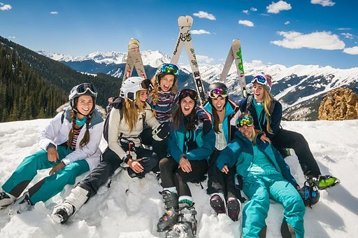 The Next Big Thing? The Ski Week: A 7 Day Ski Party with a few hundred of your closest friends