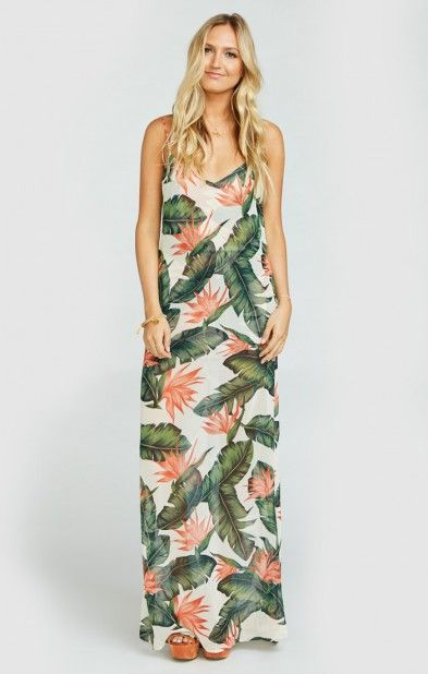 61b6e6c1547de Deb's B-Maid Dress option 1: Jolie Maxi Dress ~ Paradise Found | Show Me  Your MuMu