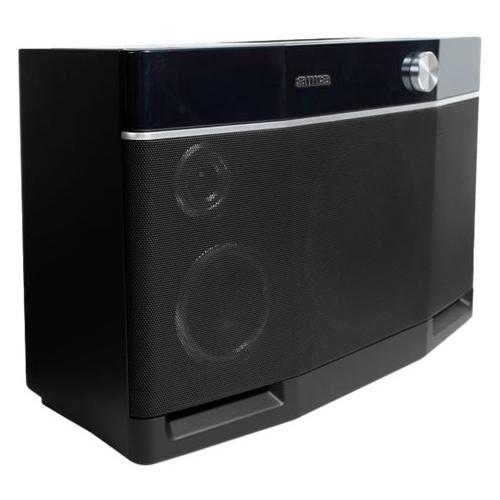 Aiwa Exos 9 Portable Bluetooth Speaker Black Bluetooth Cool