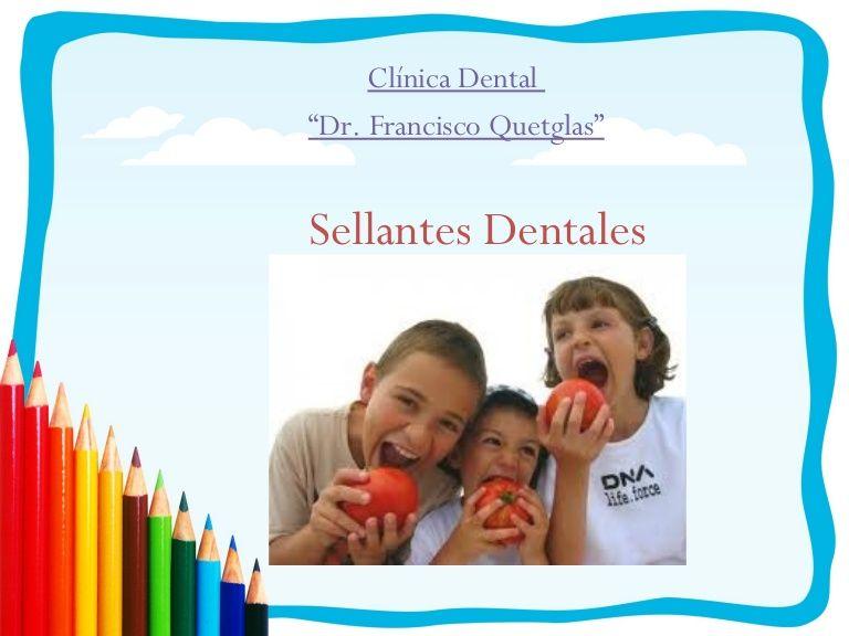 Proteja los dientes de sus hijos pequeños y adolescentes de la caries dental! clic sobre la imagen