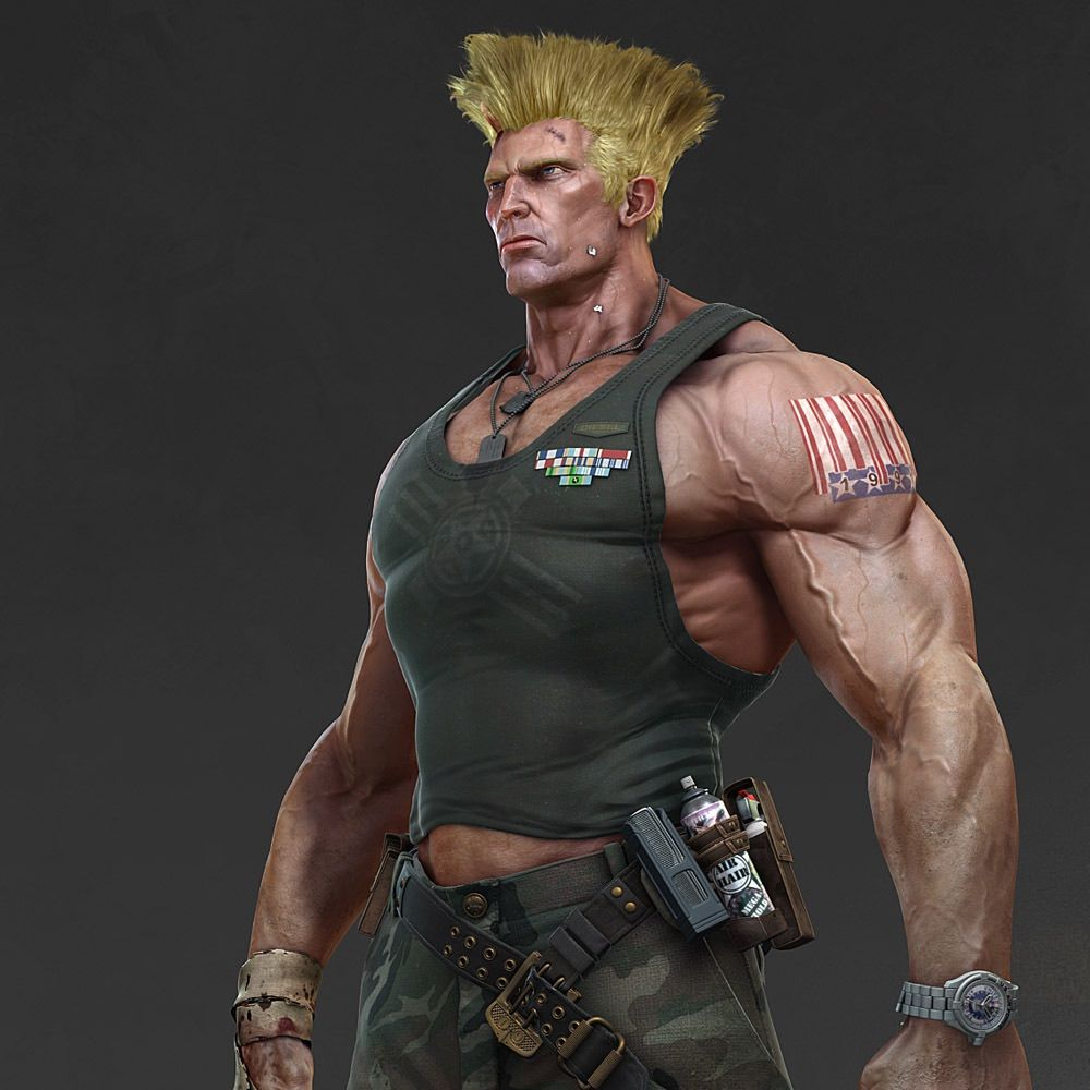 GUILE - Imgur