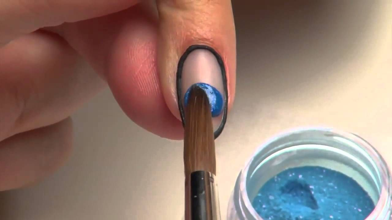Cnd Nail Additives Artistry Step By Step Tutorial Nailsrus